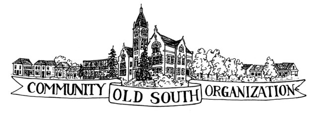 Community Old South Organization logo